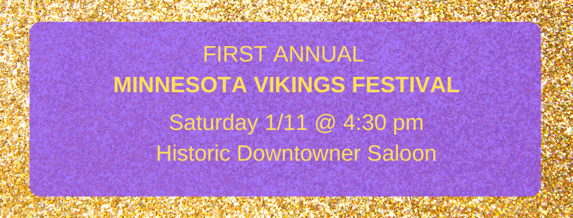 first 1st annual minnesota vikings festival / fort lauderdale